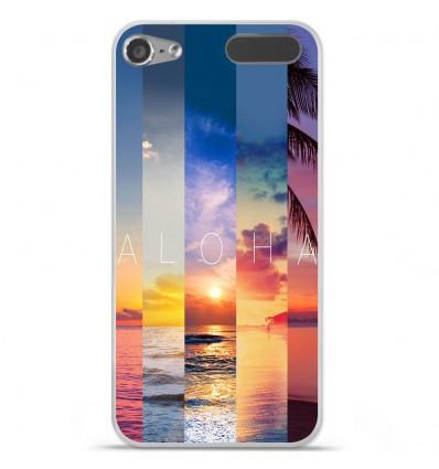 Coque en silicone Apple iPod Touch 5 / 6 - Aloha
