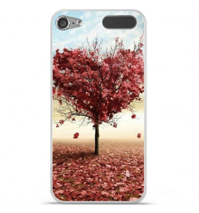 Coque en silicone Apple iPod Touch 5 / 6 - Arbre Love