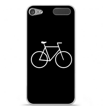 Coque en silicone Apple iPod Touch 5 / 6 - Bike Hipster