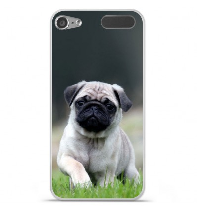Coque en silicone Apple iPod Touch 5 / 6 - Bulldog français
