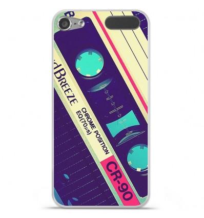 Coque en silicone Apple iPod Touch 5 / 6 - Cassette Vintage