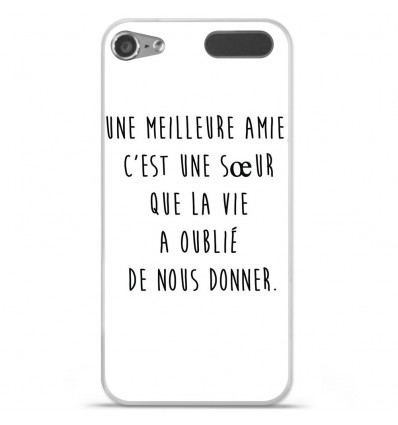 Coque en silicone Apple iPod Touch 5 / 6 - Citation 04