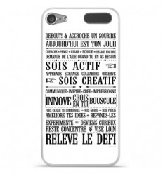 Coque en silicone Apple iPod Touch 5 / 6 - Citation 11