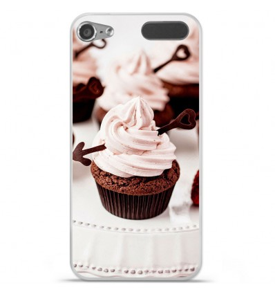 Coque en silicone Apple iPod Touch 5 / 6 - Cup Cake