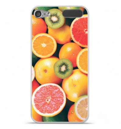 Coque en silicone Apple iPod Touch 5 / 6 - Fruits