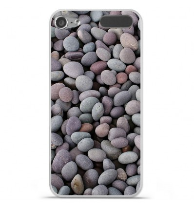 Coque en silicone Apple iPod Touch 5 / 6 - Galets