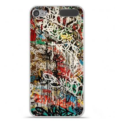 Coque en silicone Apple iPod Touch 5 / 6 - Graffiti 1