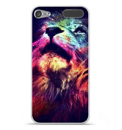 Coque en silicone Apple iPod Touch 5 / 6 - Lion swag