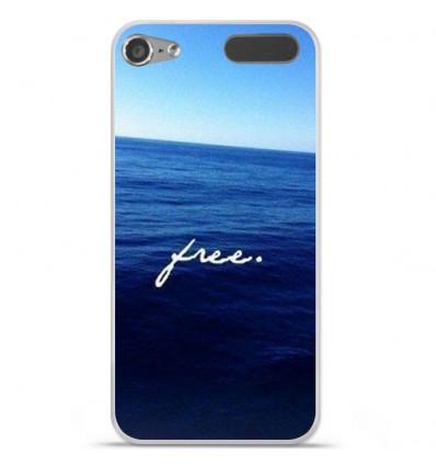 Coque en silicone Apple iPod Touch 5 / 6 - Océan free