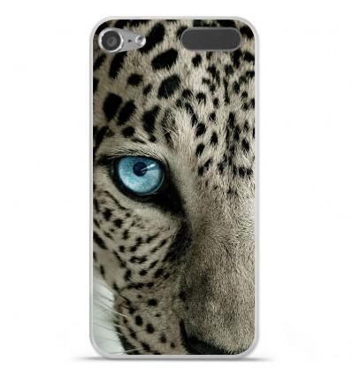 Coque en silicone Apple iPod Touch 5 / 6 - Oeil de léopard