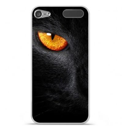 Coque en silicone Apple iPod Touch 5 / 6 - Oeil de Panterre