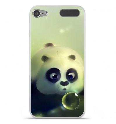 Coque en silicone Apple iPod Touch 5 / 6 - Panda Bubble