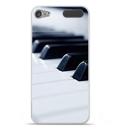 Coque en silicone Apple iPod Touch 5 / 6 - Piano