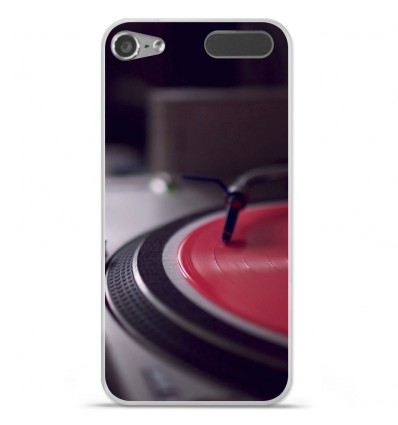 Coque en silicone Apple iPod Touch 5 / 6 - Platine