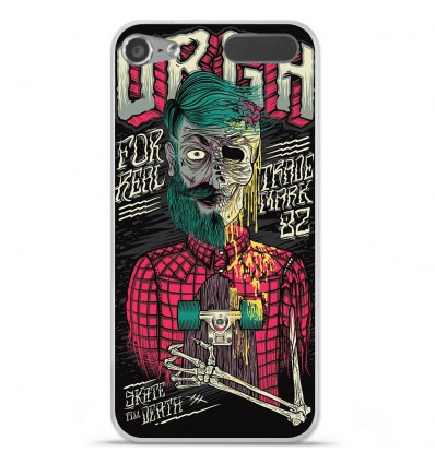 Coque en silicone Apple iPod Touch 5 / 6 - Skull Urgh