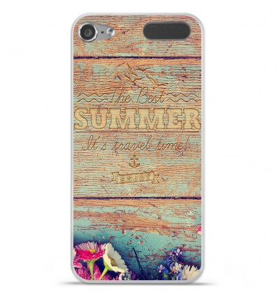 Coque en silicone Apple iPod Touch 5 / 6 - The best summer