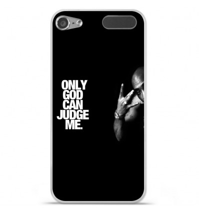 Coque en silicone Apple iPod Touch 5 / 6 - Tupac