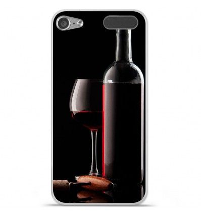 Coque en silicone Apple iPod Touch 5 / 6 - Vin