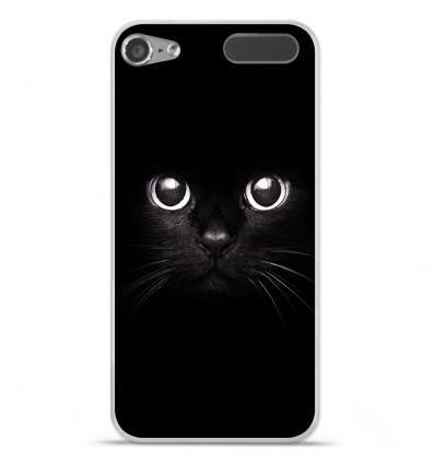 Coque en silicone Apple iPod Touch 5 / 6 - Yeux de chat