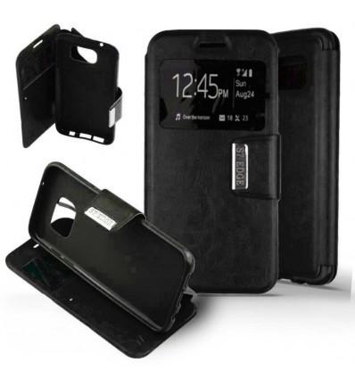 Etui Folio Samsung Galaxy S7 - Noir