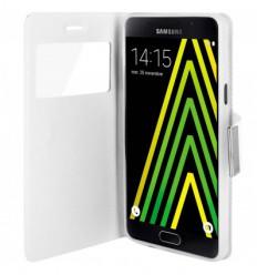 Etui Folio Samsung Galaxy A5 2016 - Blanc