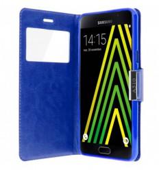 Etui Folio Samsung Galaxy A5 2016 - Bleu