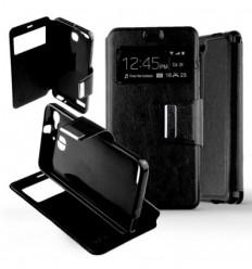 Etui Folio Huawei P9 - Noir