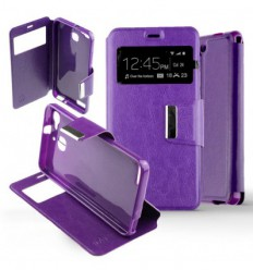 Etui Folio Huawei P9 - Violet
