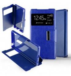Etui Folio Sony Xperia Z5 Compact - Bleu