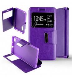 Etui Folio Huawei P8 Lite - Violet