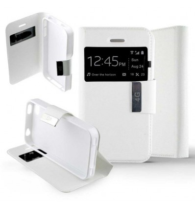 Etui Folio Apple IPhone 4 / 4S - Blanc