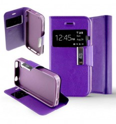 Etui Folio Apple IPhone 4 / 4S - Violet