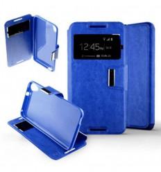 Etui Folio HTC Desire 820 - Bleu