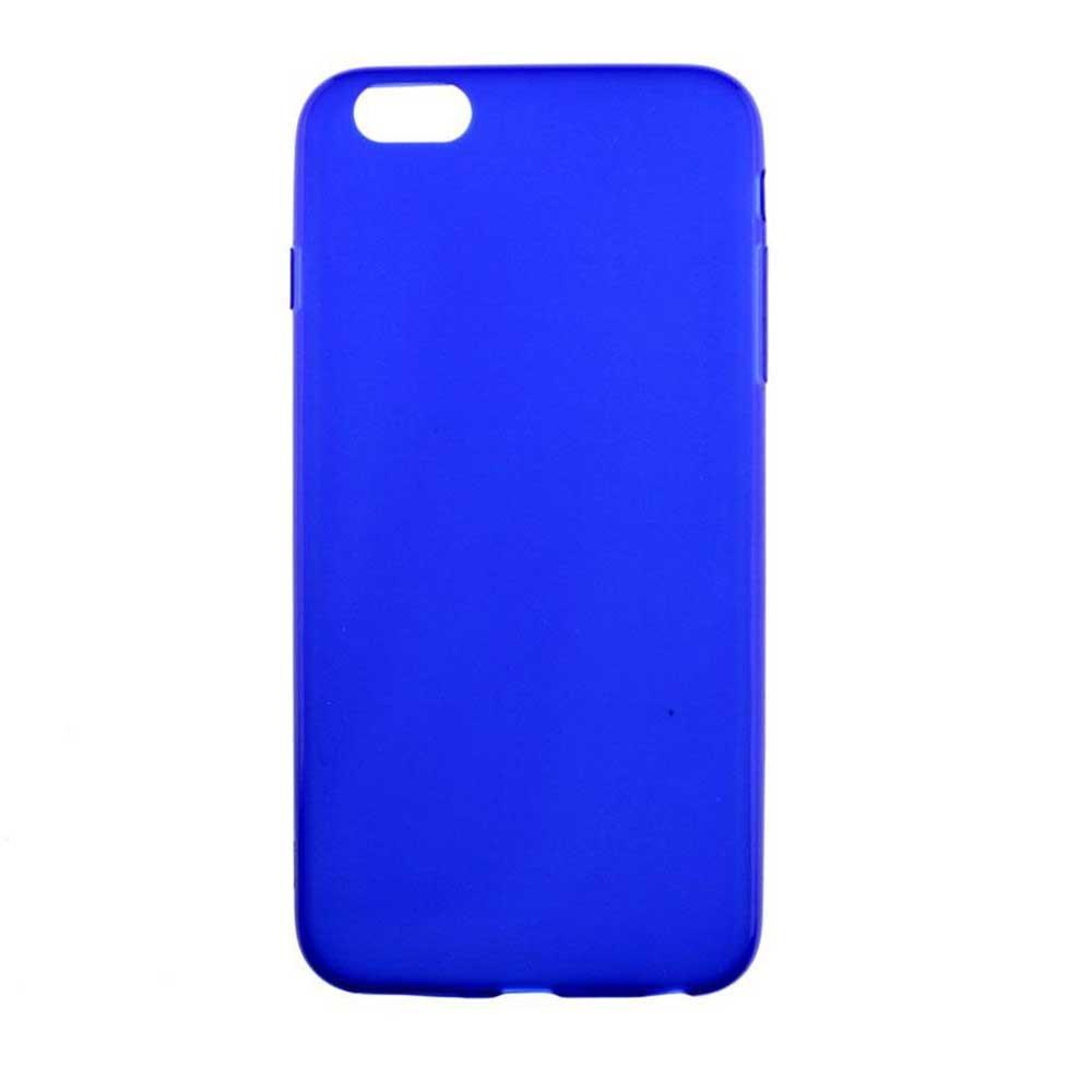 coque iphone 6 silicone bleu clair