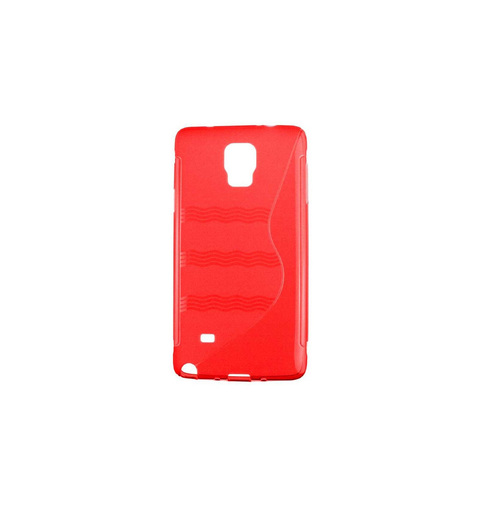 coque galaxy note 4 rouge