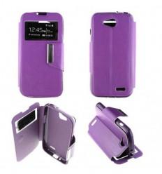 Etui Folio LG L90 - Violet