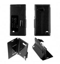 Etui Folio Nokia Lumia 730 / 735 - Noir