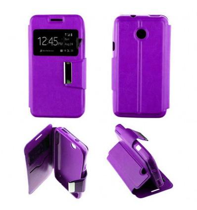 Etui Folio Huawei Ascend Y330 - Violet