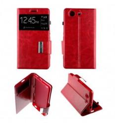 Etui Folio Sony Xperia Z3 Compact - Rouge
