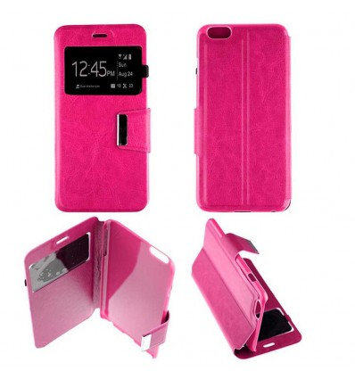 Etui Folio Apple IPhone 6 Plus / 6S Plus - Rose Fushia