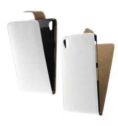 Etui Folio Sony Xperia Z1 - Blanc