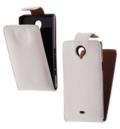 Etui Folio Sony Xperia T - Blanc