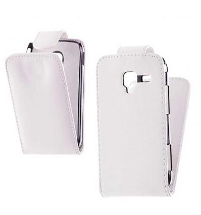 Etui Folio Samsung Galaxy Ace 2 - Blanc