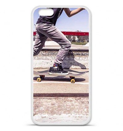 Coque en silicone Apple iPhone 6 / 6S - Skate
