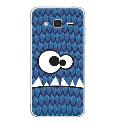Coque en silicone Samsung Galaxy J3 2016 - Monster