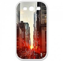 Coque en silicone Huawei Ascend G620S - Sunny side