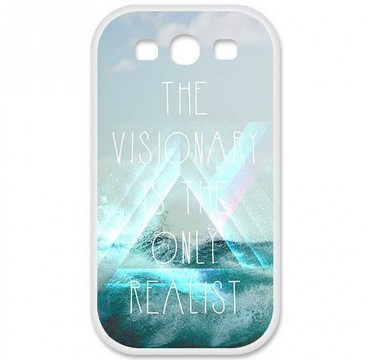 Coque en silicone Huawei Ascend G620S - Visionary