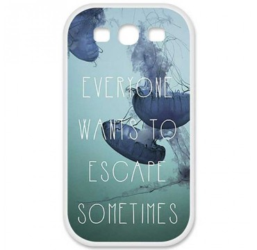 Coque en silicone Huawei Ascend G620S - Escape