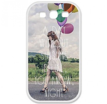 Coque en silicone Huawei Ascend G620S - Woman