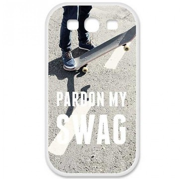 Coque en silicone pour Huawei Ascend G620S - Swag